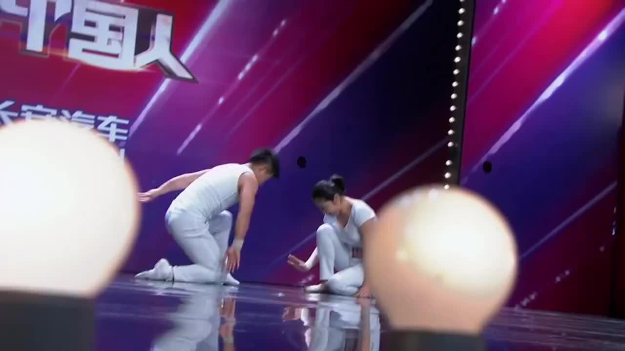 出彩中国人:杂技小伙表演时意外受伤,一年后重返舞台登上出彩