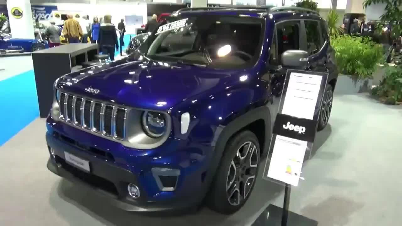 视频:2019款 Jeep 自由侠 限量版 1.3T
