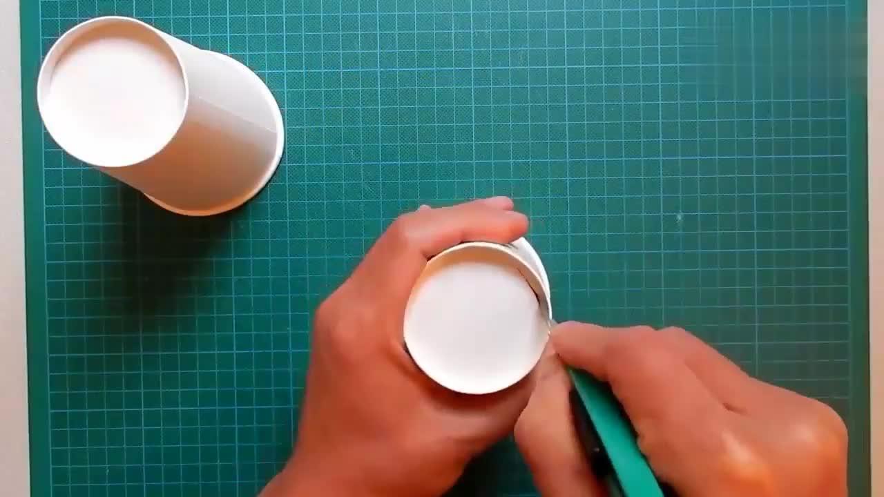 不花一分钱就能做出这样的灯罩,看完视频你也会了!