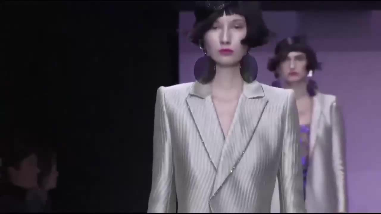 2020 春夏 时装秀 Giorgio Armani Privé 乔治·阿玛尼