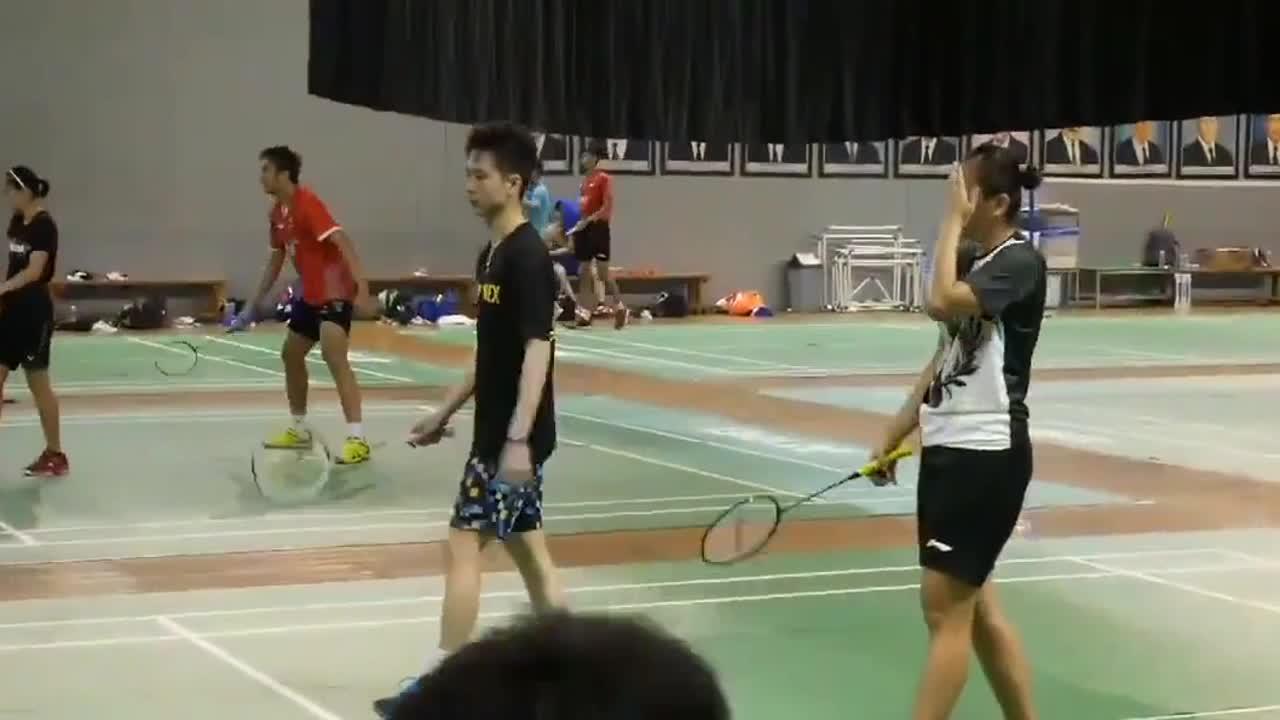 羽毛球:多久没有看到苏卡穆约出现在混双赛场