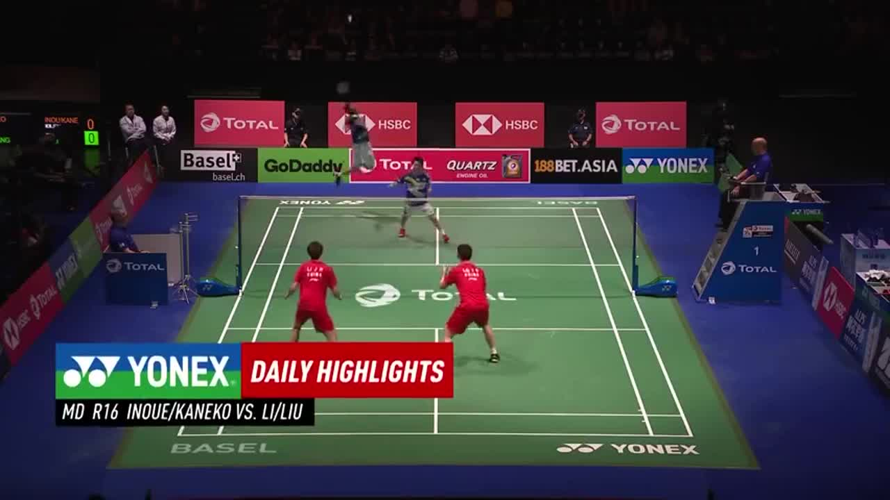 羽毛球:双塔巴塞尔世锦赛有惊无险的晋级