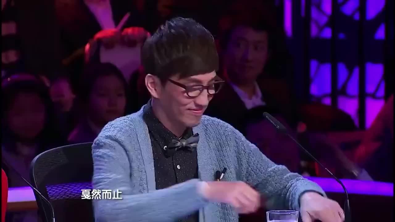 音乐大师课:曹格改编《外婆的澎湖湾》,林志炫意见不合起争执