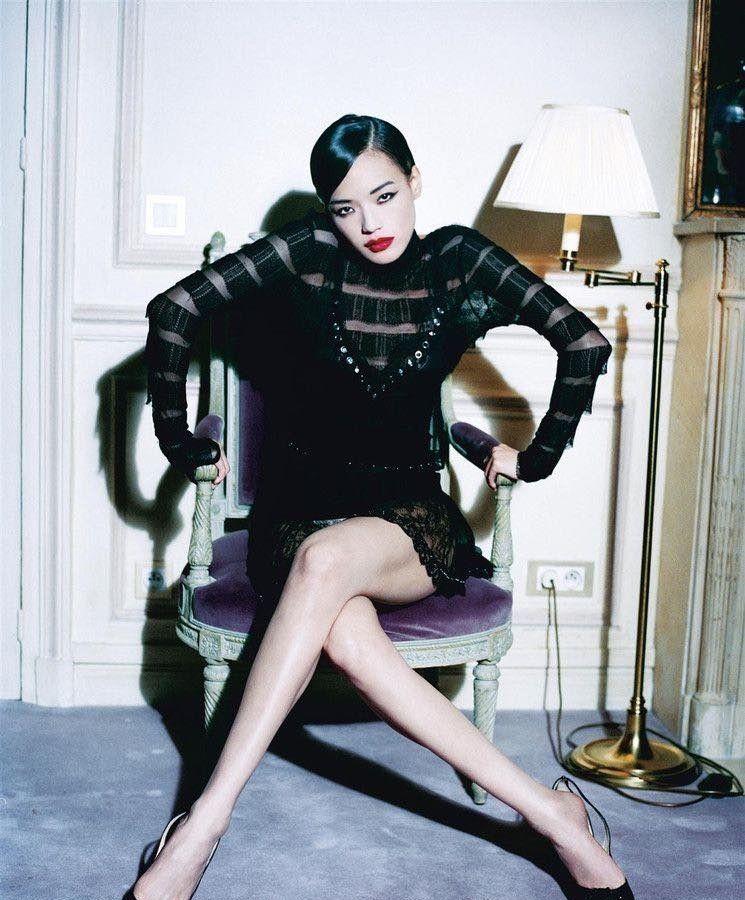 舒淇2007年大片,经典时尚