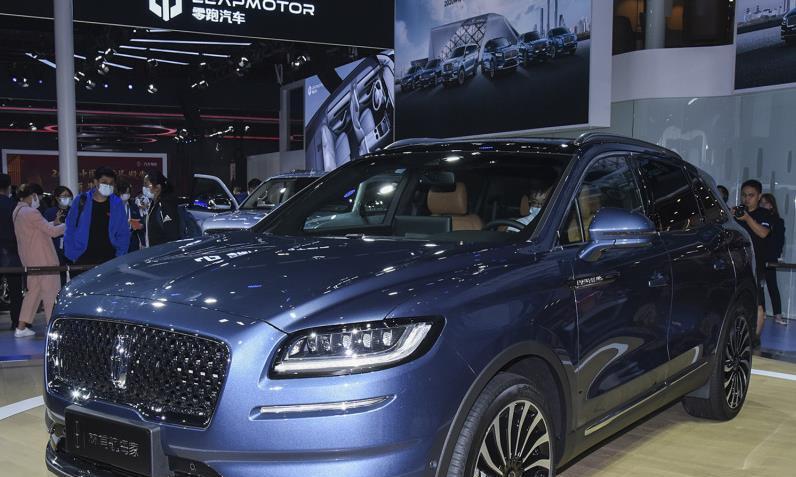 2020广州车展:国产林肯航海家首发亮相,将搭两款动力!