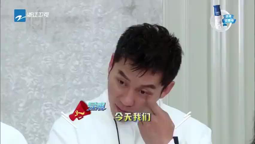 奔跑吧:邓超夸热巴的发型,热巴直呼这是一坨,陈赫:一坨头!