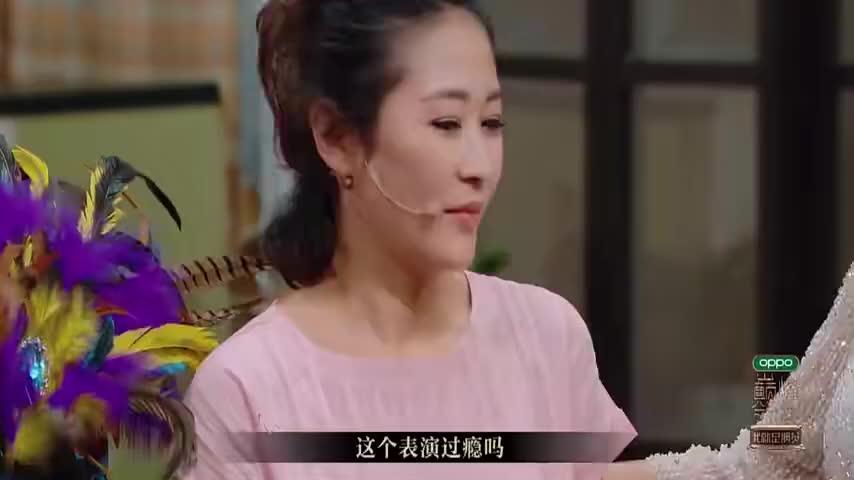 巅峰对决:姜思达评价佟大为、梁静表演没有代入感