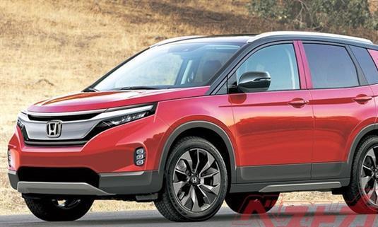 尺寸更贴近紧凑级SUV,本田计划推出全新SUV车型