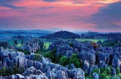 云南省8大值得一去的旅游景点,首选丽江古城