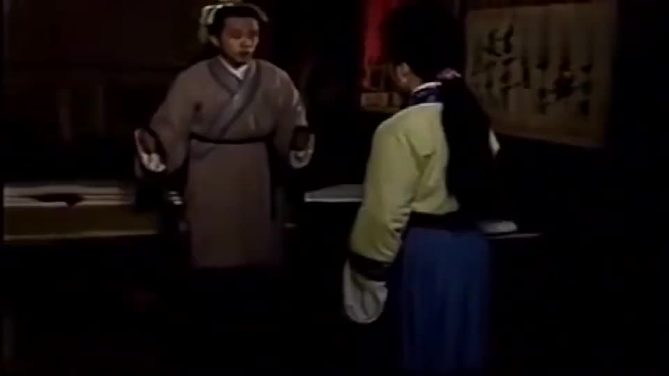 狐仙要买米买肉,可穷书生不舍得,不料狐仙变出好多钱!