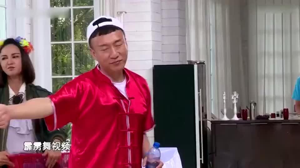 """孙红雷为得分吃饭,在线跳""""霹雳舞""""赚分,时间太久都忘光了步伐"""