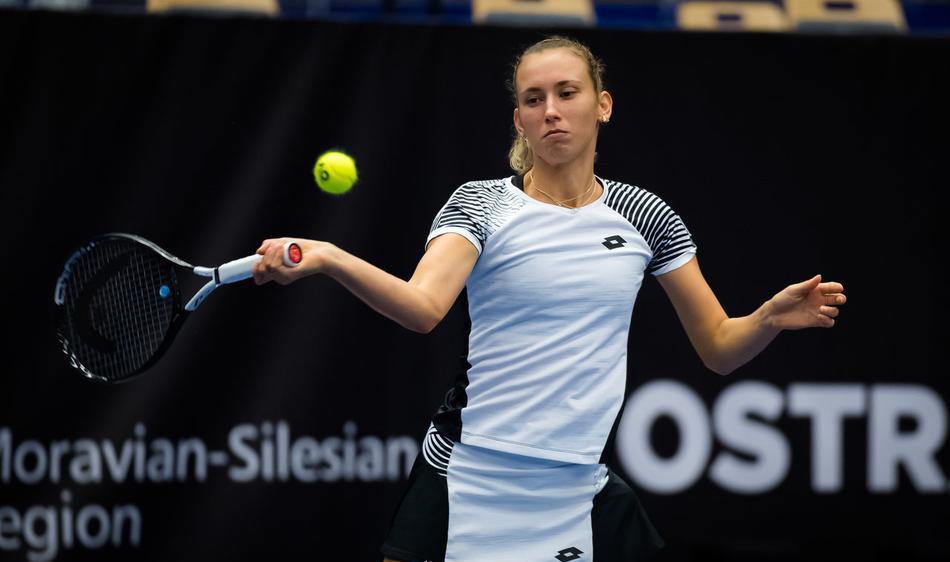 2020年捷克WTA女子网球公开赛:阿扎伦卡2-0梅尔滕斯