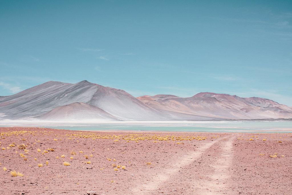 超现实感的阿塔卡马沙漠摄影人:Chiara Zonca