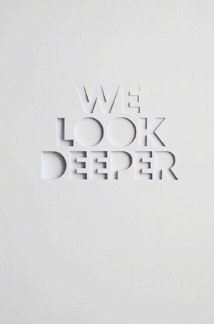 立体字体设计,来找找灵感吧