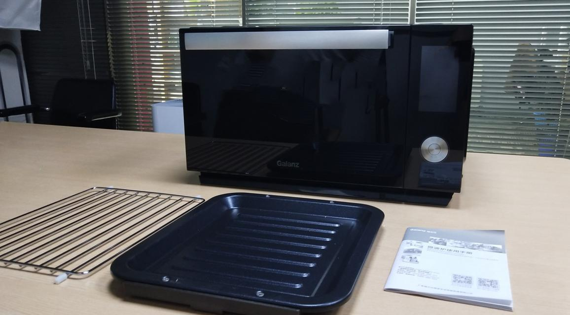 行业旗舰级新标杆:格兰仕XWA微烤一体机评测