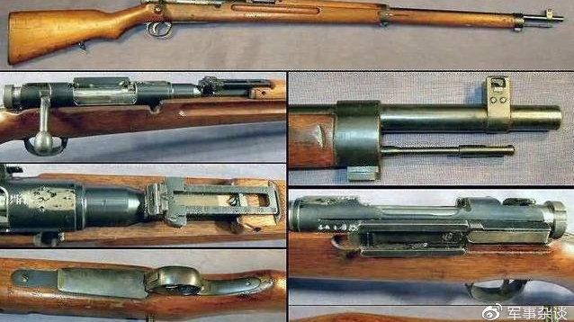 口径小却精度高,二战时期日本的主力三八式步枪