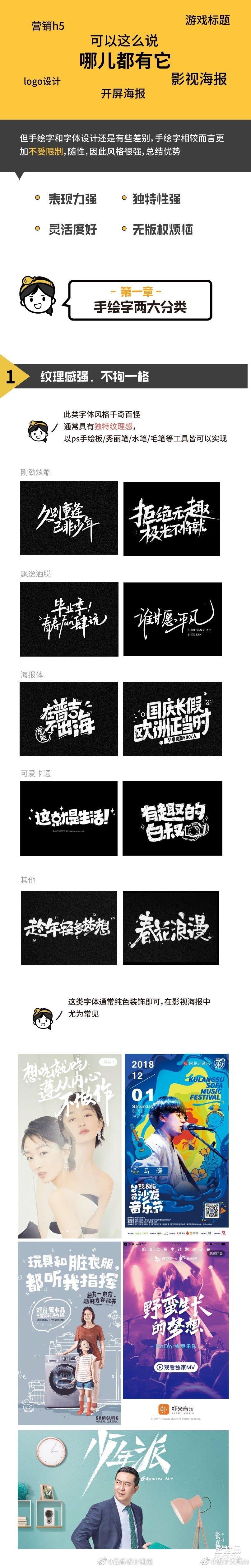 教你用AI制作手绘字体标题设计教程 (作者: 二十豪斯 )