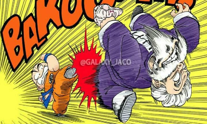 《龙珠》漫画全彩版 少年篇 第41话 大攻防战