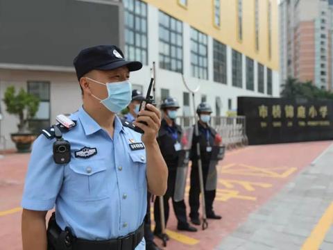 番奥社区警务室成广州标杆,街坊齐点赞!