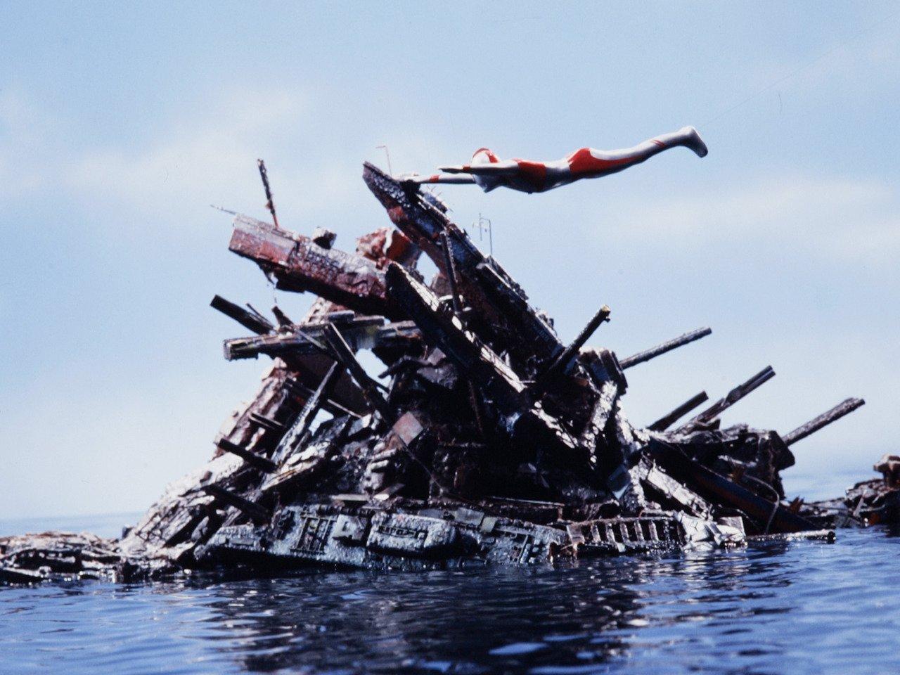 废弃幽灵船 巴拉克船