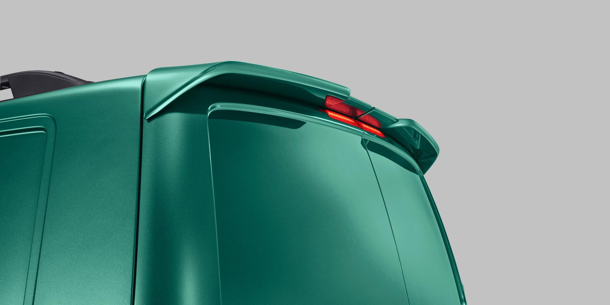 厢式车都有运动套件,大众为T6.1推出全新设计套件