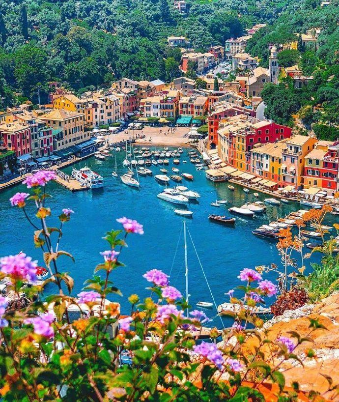 意大利阿尔玛菲海岸,有着太多的动人场景。