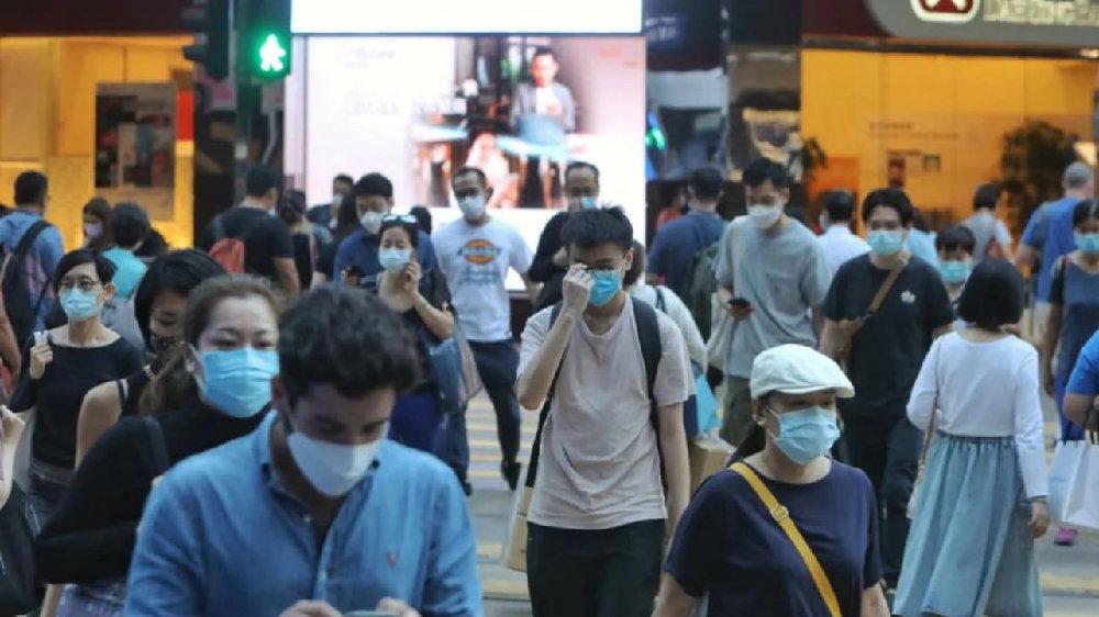"""香港新增确诊80例,明日重启""""港版方舱"""""""