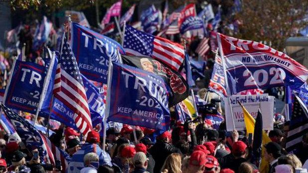 陈虎:人民包围华盛顿和民兵震撼宣言是场绝战,今天定不了谁输赢!