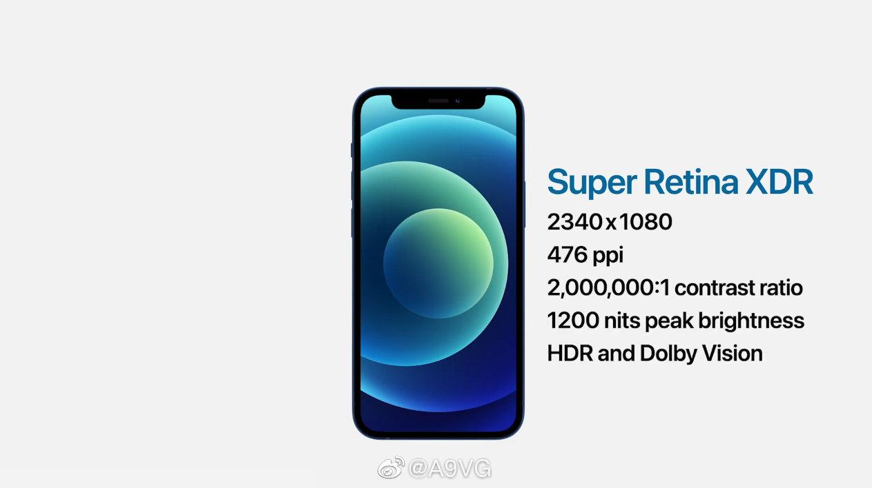 iPhone12 mini公开,大小将与 iPhone8 相同,采用5.4寸显示屏