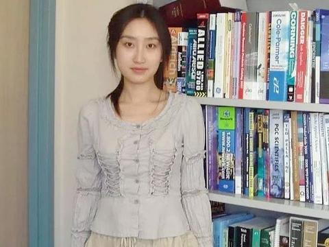 """""""美女学霸""""钱璐璐:上海交通大学毕业,如今是加州理工大学教授"""