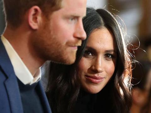哈里王子与梅根在社交平台,发布一条动态可赚取10万美金?