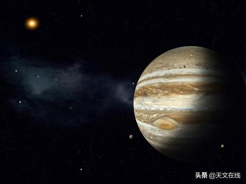 """请定好闹钟,周五早上,东方夜空可赏木星""""亲密""""火星天文奇观"""