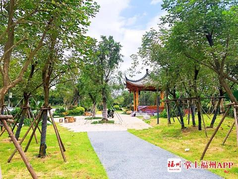 20万㎡景观带!福州这个片区颜值正噌噌噌往上涨!「区县头条」