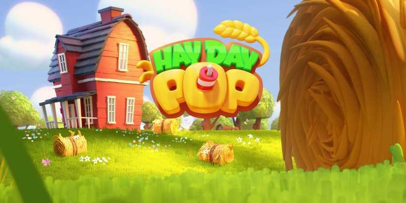 几个小时前,Supercell推出了《Hay Day》(卡通农场)的续作