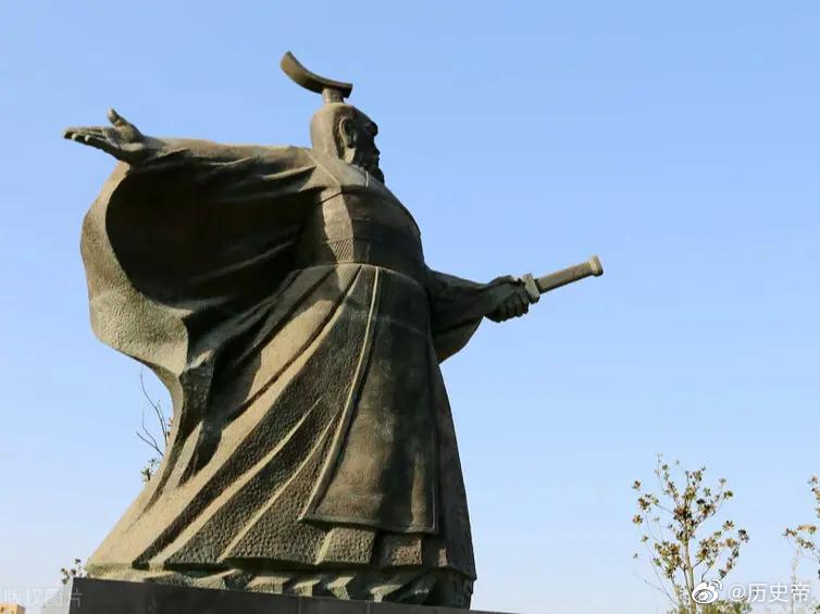 刘邦没什么文化,但他却能够成就大汉帝业