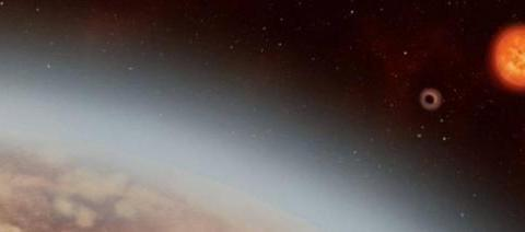 科学家首次在太阳系外的行星上发现了水