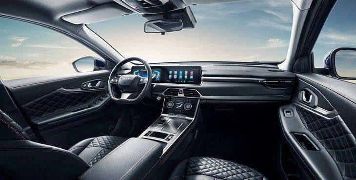 星途TX超能四驱版今日上市 搭1.6T发动机