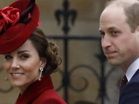 从威廉王子的送的戒指来看,凯特王妃已经准备好成为女王了!