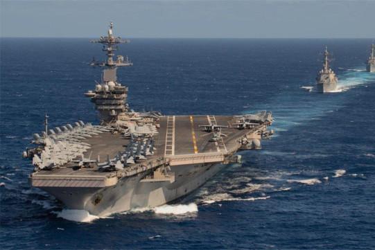 又被张召忠言中?不惜代价建造2艘65000吨航母,最终却沦为摆设