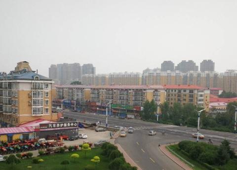 哈尔滨是具爆炸性的城市,交通便利,资源丰富