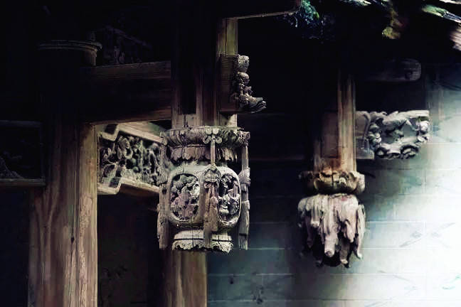 垂花,古建筑的魅力,文化传承。
