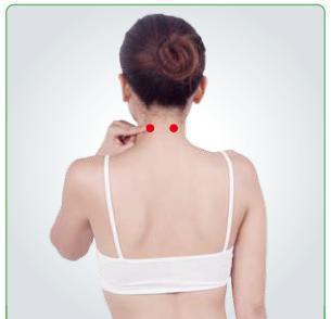腰背部这些穴位能缓解哪些症状?