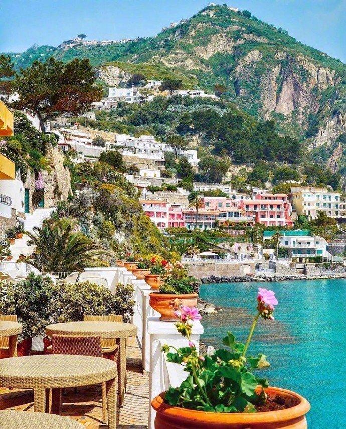意大利一座绝美的神秘岛屿——伊斯基亚