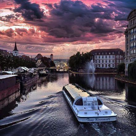 法国-斯特拉斯堡,美呆!