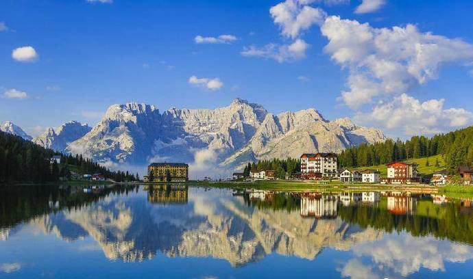 意大利多洛米蒂山区——上帝遗留在阿尔卑斯的后花园,美到让人惊叹