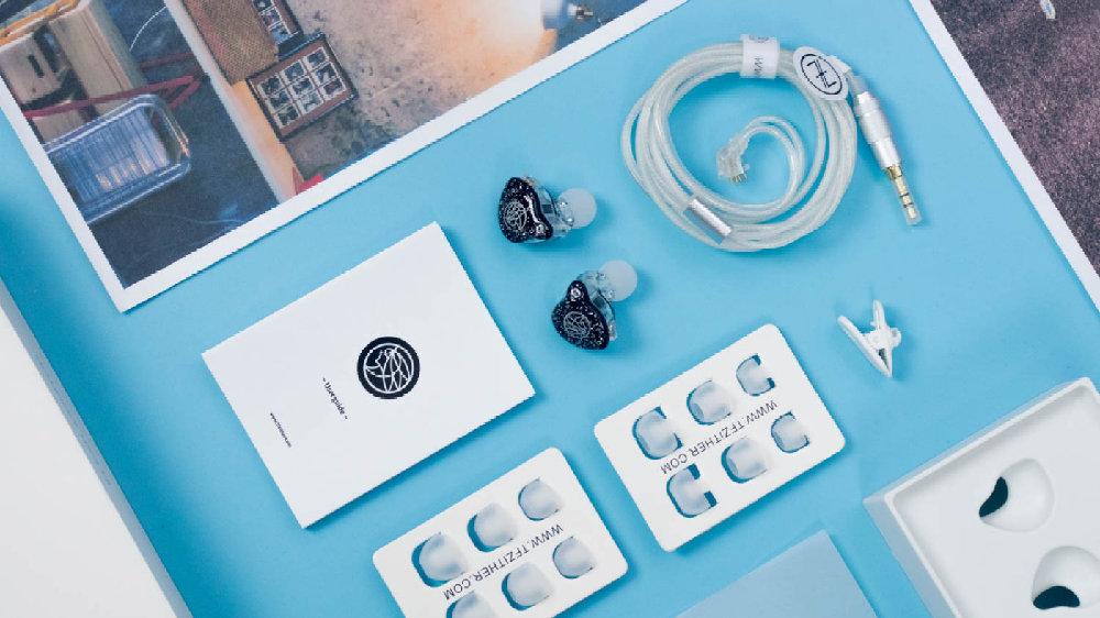 轻量化+全频瞬态增强,锦瑟香也TFZ Live 1入耳式HiFi耳机体验