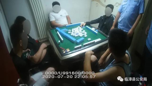 临沂公安3天破获3起赌博案 多人受到处罚