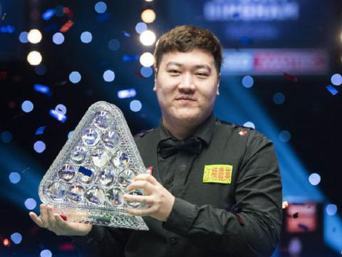 颜丙涛剑指世锦赛冠军,唯一00后种子+参赛选手,同辈须更加努力