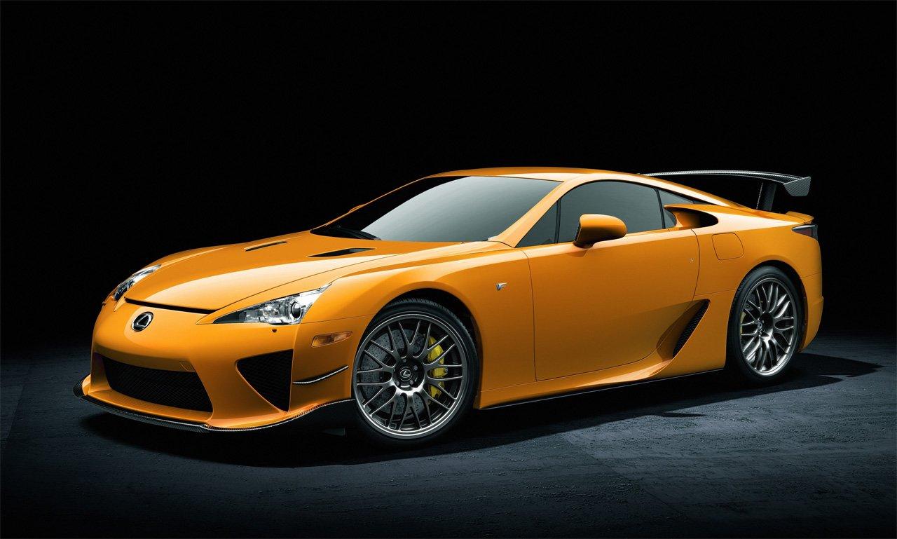 V8双涡轮增压计划重启 丰田将以全新后驱平台打造LFA后继车型