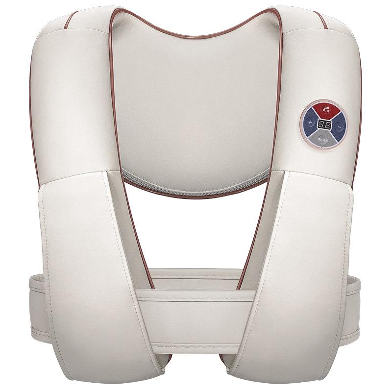 肩颈椎按摩器仪颈部背部腰部肩膀部家用捶背颈肩脖子揉捏捶打披肩